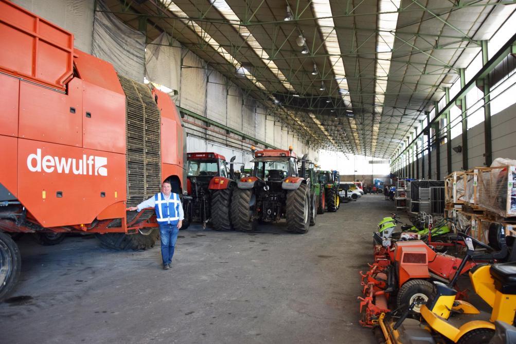 Troostwijk Auctions Loonbedrijf Bos
