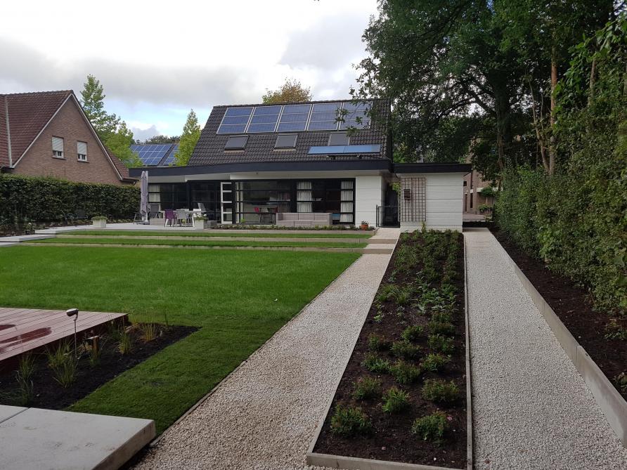met een mooie tuin verleng je ieders woonkamer landbouwleven