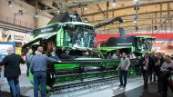 Van 10 tot 16 november gaat in Hannover Agritechnica door.